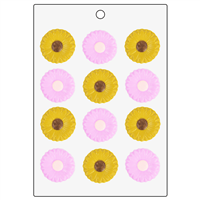 Daisy Flower Mini Mold (LOP 64)