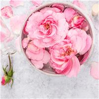 Peony & Rosewater - Natural Fragrance Oil 1098