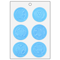 Zodiac Symbols Mold - Group 1 (LOP 80)