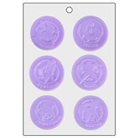 Zodiac Symbols Mold - Group 2 (LOP 81)
