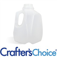 32 oz Natural HDPE Milk Jug - 38/400