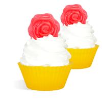 Princess Rose MP Soap Cupcake Kit
