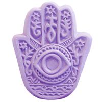 Hamsa Hand Soap Mold (MW 286)