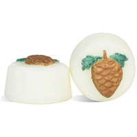 Frosted Pine Cone Wax Melts Kit