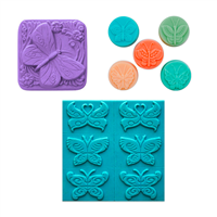Butterfly Soap Mold Collection