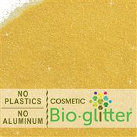 Bio-Glitter (Aluminum Free) - .008 Hex, Gold