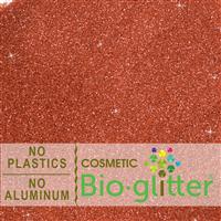 Bio-Glitter (Aluminum Free) - .008 Hex, Red