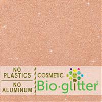 Bio-Glitter (Aluminum Free) - .008 Hex, Light Pink