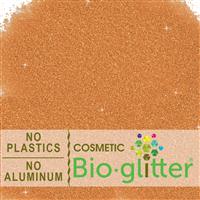Bio-Glitter (Aluminum Free) - .008 Hex, Copper