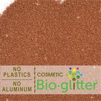 Bio-Glitter (Aluminum Free) - .008 Hex, Bronze