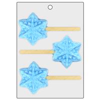 Snowflake Bubble Stick Mold (LOP 88)