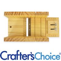 Wood Mitre Box