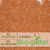 Bio-Glitter (Aluminum Free) - .015 Hex, Bronze