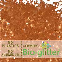Bio-Glitter (Aluminum Free) - .094 Hex, Bronze