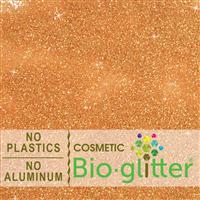 Bio-Glitter (Aluminum Free) - .015 Hex, Copper