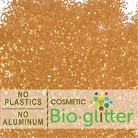 Bio-Glitter (Aluminum Free) - .040 Hex, Copper