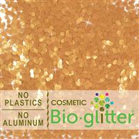 Bio-Glitter (Aluminum Free) - .094 Hex, Copper