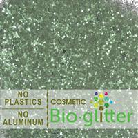 Bio-Glitter (Aluminum Free) - .040 Hex, Green