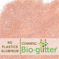 Bio-Glitter (Aluminum Free) - .015 Hex, Light Pink