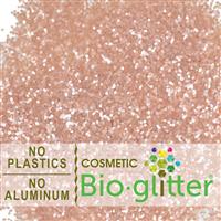 Bio-Glitter (Aluminum Free) - .040 Hex, Light Pink