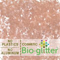 Bio-Glitter (Aluminum Free) - .094 Hex, Light Pink