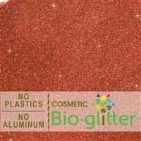 Bio-Glitter (Aluminum Free) - .015 Hex, Red
