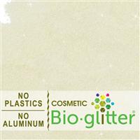 Bio-Glitter (Aluminum Free) - .008 Hex, Ivory