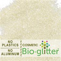 Bio-Glitter (Aluminum Free) - .015 Hex, Ivory