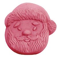 Santa Face Soap Mold (MW 346)