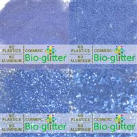 Bio-Glitter Sample Set - Blue
