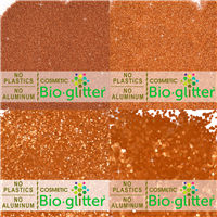Bio-Glitter Sample Set - Bronze
