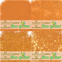 Bio-Glitter Sample Set - Copper