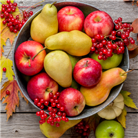 Crisp Pear & Macintosh - Natural Fragrance Oil 120