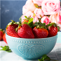 Strawberry & Rose Water - Natural Fragrance Oil 12
