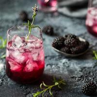 Blackberry Basil Iced Tea - Natural Fragrance Oil