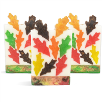 Autumn Leaves MP Soap Loaf Kit