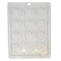 Candy Heart Sayings Mini Mold (LOP 29)