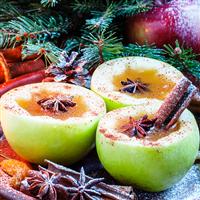 Spiced Winter Apple Fragrance Oil 725