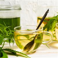 Tea Blossom & Hemp - Natural Fragrance Oil 874