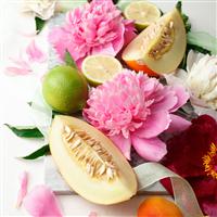 Peach Blossom & Rice Flower - Natural Fragrance Oi