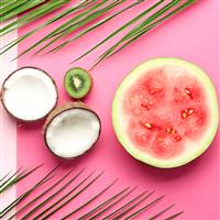 Fresh Coconut & Watermelon* Fragrance Oil 1254