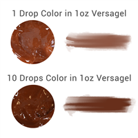 EZ Color - Matte Brown