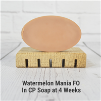 Watermelon Mania Fragrance Oil in CP Soap