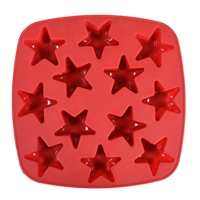 Small Star Silicone Mold