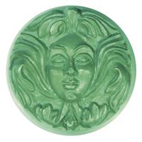 Green Man Soap Mold (MW 339)