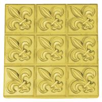 Fleur de Lis Soap Mold Tray (MW 12)