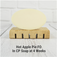 Hot Apple Pie FO in CP Soap