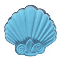 Half Shell Soap Mold (MW 391)