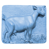 Goat Standing Soap Mold (MW 24)