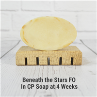 Beneath the Stars Fragrance Oil in CP Soap
